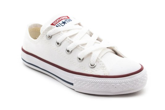 All Star Chuck Taylor Infantil - Branco